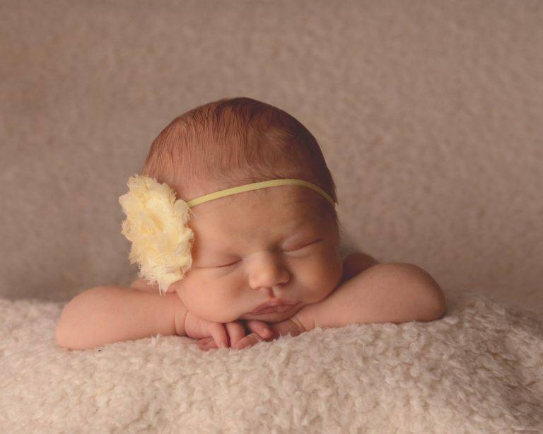 Steps to Ensuring Your Baby's Safety at Their First Photoshoot